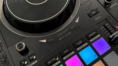 Hercules Inpulse 500 Serato DJ Lite