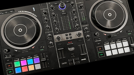 djkit Welcomes the New Hercules Inpulse 500 Serato DJ Lite, DJUCED DJ Controller