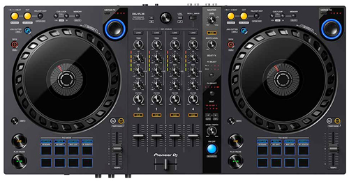 Introducing the All-New Pioneer DDJ-FLX6 – Mid-Level Price, Top-End Performance