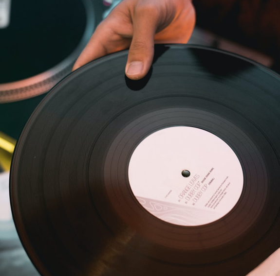 How to Travel by Air with Vinyl Records